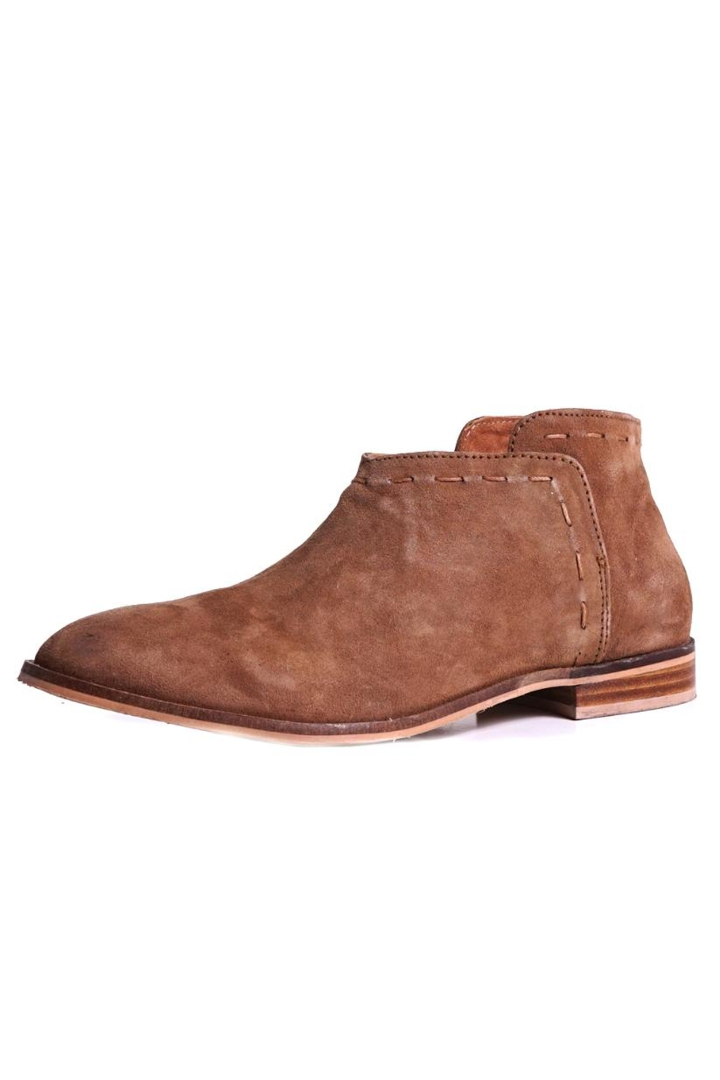 Rebels Suede Odell Bootie - Front Full Image