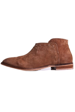 Shoptiques Product: Suede Odell Bootie