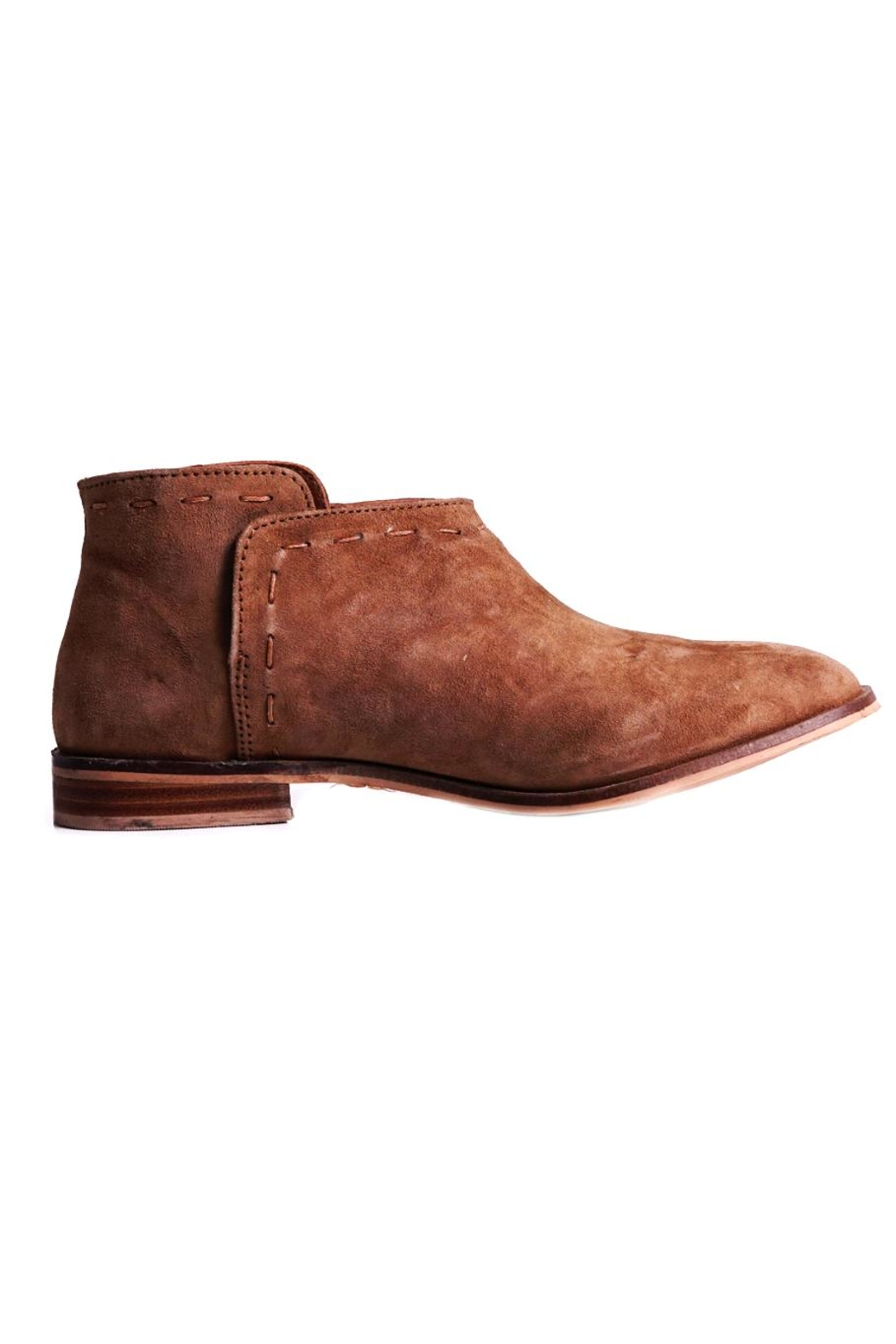 Rebels Suede Odell Bootie - Side Cropped Image