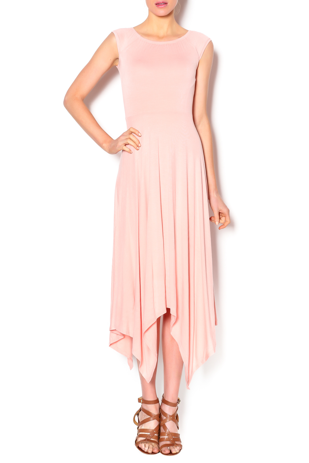 Reborn J Pink Flowy Dress from Arkansas by Vintage Glam and Junque ...