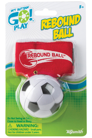 Toysmith Rebound Ball - Product Mini Image