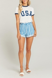Show Me Your Mumu Recess Ringer Tee - Front cropped