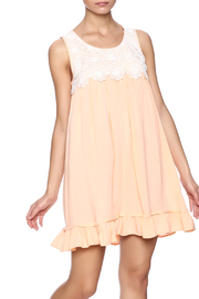 Reckless Angel Babydoll Dress - Product Mini Image