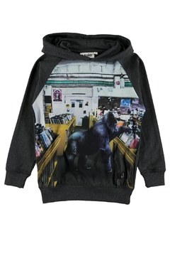 Molo Record Store Hoodie - Product List Image