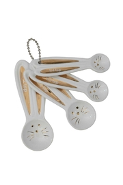 ReCreateU Bunny Measuring Spoons - Front cropped