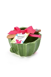 ReCreateU Cactus Bowl With-Spoon - Product Mini Image