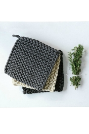 ReCreateU Crocheted Pot Holder - Product Mini Image