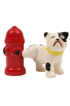 Shoptiques Product: Dog Pepper Shakers