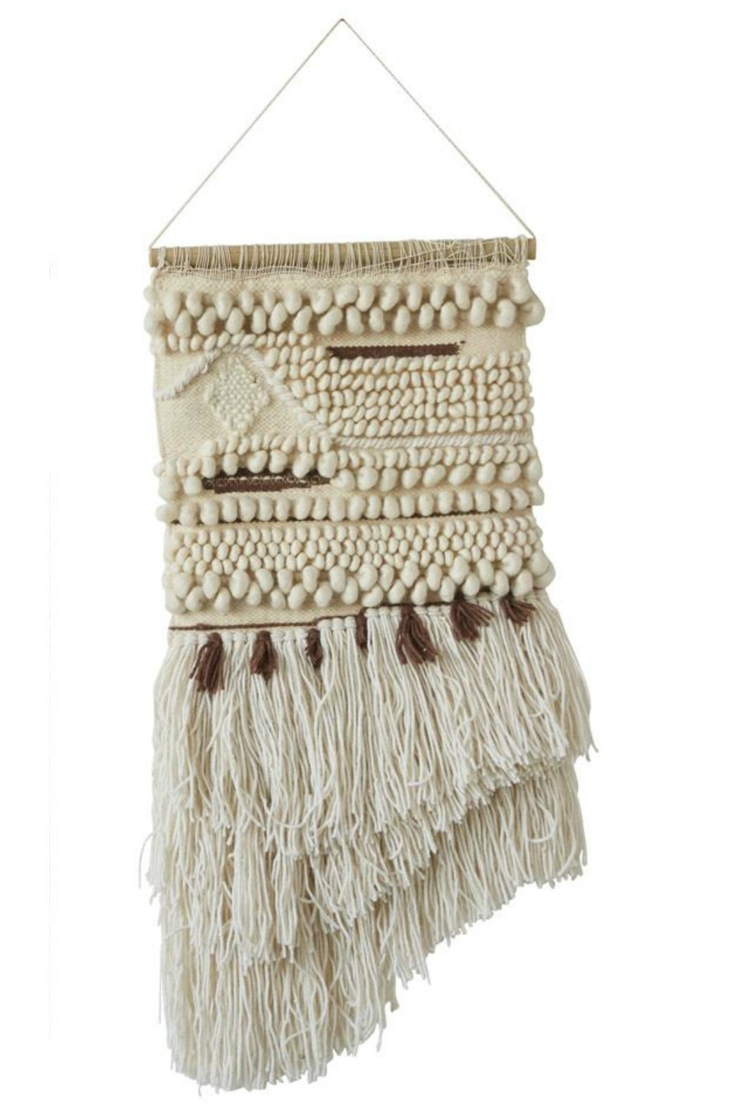 ReCreateU Hand-Woven Wall Hanging - Main Image