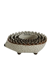 ReCreateU Hedgehog Measuring Cups - Front full body