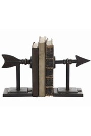 ReCreateU Iron Arrow Bookends - Front cropped