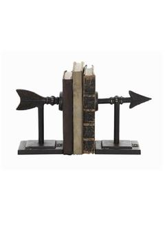 Shoptiques Product: Iron Arrow Bookends