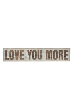 Shoptiques Product: Love You More