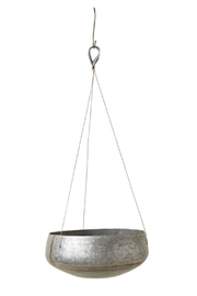 ReCreateU Metal Hanging Planter - Product Mini Image