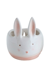 ReCreateU Rabbit Wall Planter - Front cropped