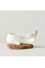 ReCreateU Whale Ring Holder - Front full body
