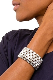 Wild Lilies Jewelry  Rectangle Crystal Bracelet - Product Mini Image