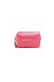Two's Company Rectangular Cosmetic Bag - Product Mini Image