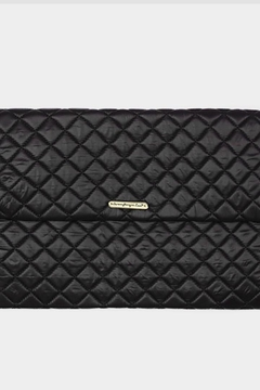 Shoptiques Product: Rectangular Quilted Clutch