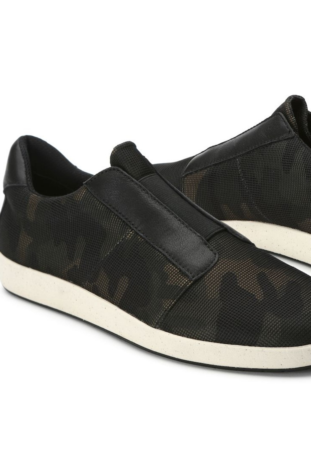 Sanctuary Recycle-Fiber Camo Sneaker - Side Cropped Image