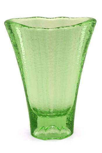 Shoptiques Product: Recycled Glass Vase - main