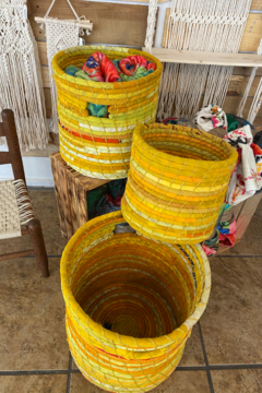 Shoptiques Product: Recycled Kantha Small Hamper