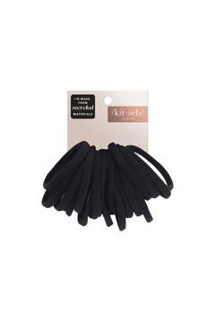 Shoptiques Product: Recycled Nylon Hair Ties- 20 Pack
