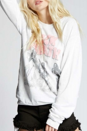 Recycled Karma Black Sabbath Sweatshirt - Back cropped