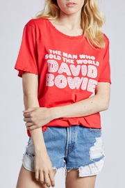 Recycled Karma David Bowie Tee - Product Mini Image