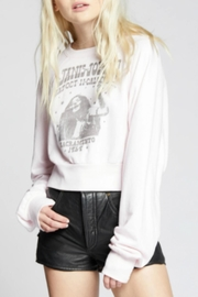 Recycled Karma Janis Joplin Sweatshirt - Side cropped