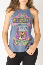 Recycled Karma Woodstock Tank Top - Front cropped