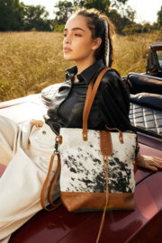 Myra bag  Recyled Cowhide Leather Bag - Product Mini Image