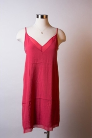Gentle Fawn Red Ainsley Dress - Front cropped