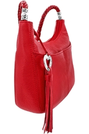 Brighton Red Baby Barbados Cross Body - Front cropped
