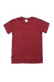 Superism  Red Boone Tee - Front cropped