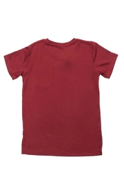 Superism  Red Boone Tee - Front full body