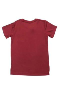 Superism  Red Boone Tee - Alternate List Image
