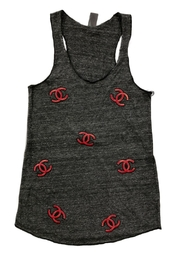 Troo Designs Red Cc Tank - Product Mini Image
