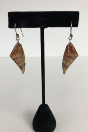 Toto Collection Red Creek Jasper Earrings - Product Mini Image