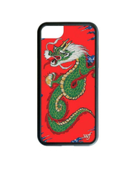 Wildflower Cases Red Dragon iPhone 6/7/8 Case - Product Mini Image