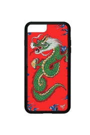 Wildflower Cases Red Dragon iPhone 6/7/8 Plus Case - Product Mini Image