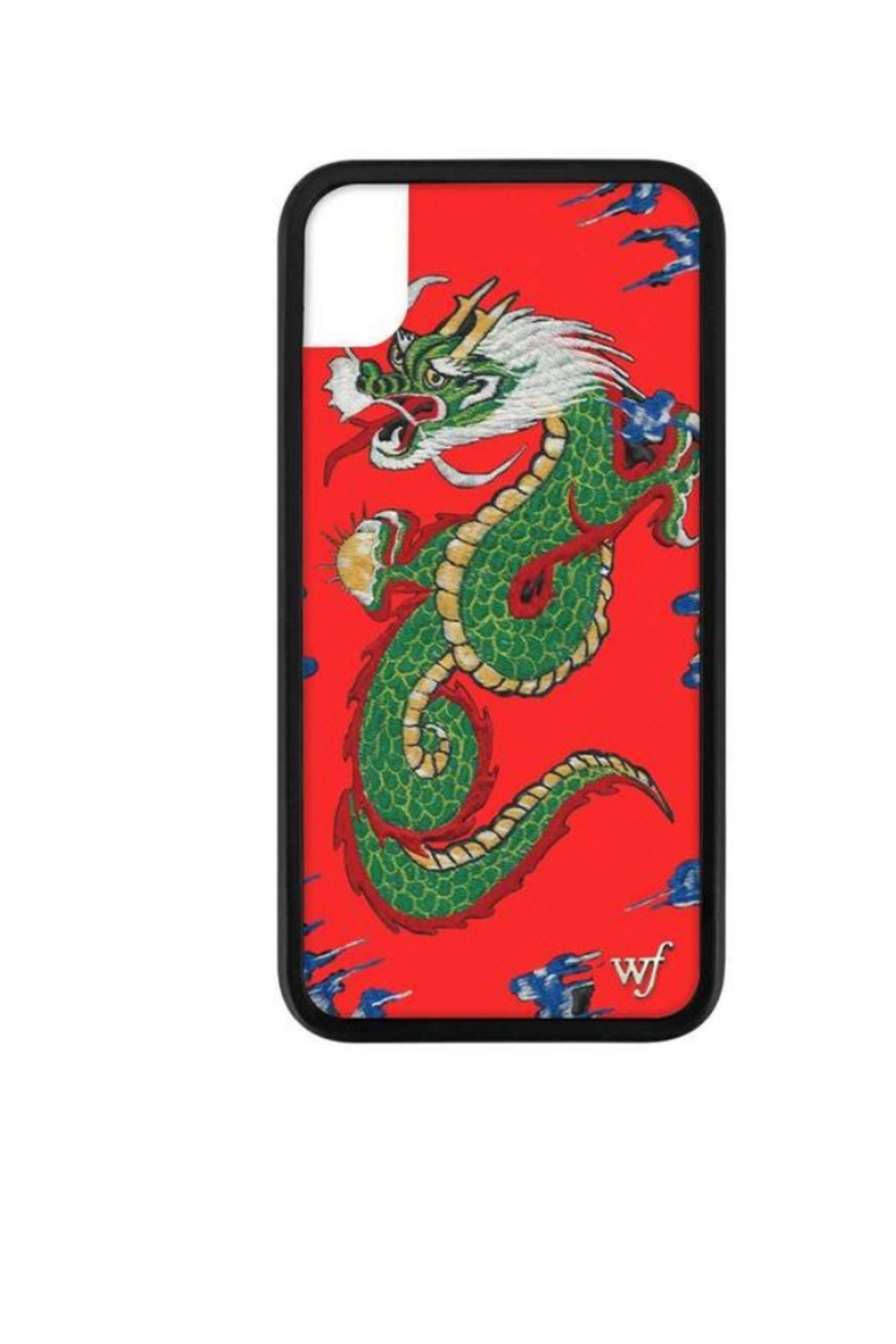 the latest 5229e 09e4a Wildflower Cases Red Dragon iPhone X Case from New York by Let's Bag ...