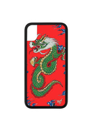 Wildflower Cases Red Dragon iPhone Xr Case - Product Mini Image