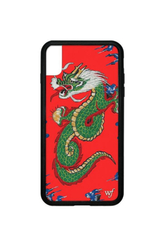 Wildflower Cases Red Dragon iPhone Xs Max Case - Alternate List Image