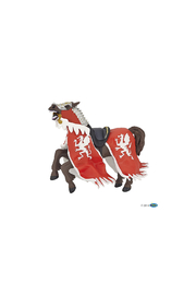 Papo Red Dragon King Horses - Product Mini Image