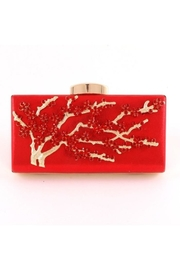 Madison Avenue Accessories Red Fir Clutch - Product Mini Image