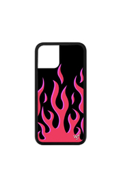 Wildflower Cases Red Flames iPhone 11 Pro Case - Product Mini Image