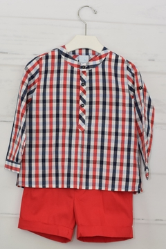 Granlei 1980 Red Flannel Outfit - Product List Image