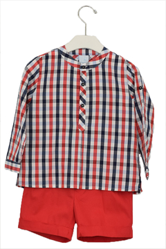 Shoptiques Product: Red Flannel Outfit