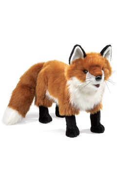 Folkmanis Red Fox Puppet - Product List Image